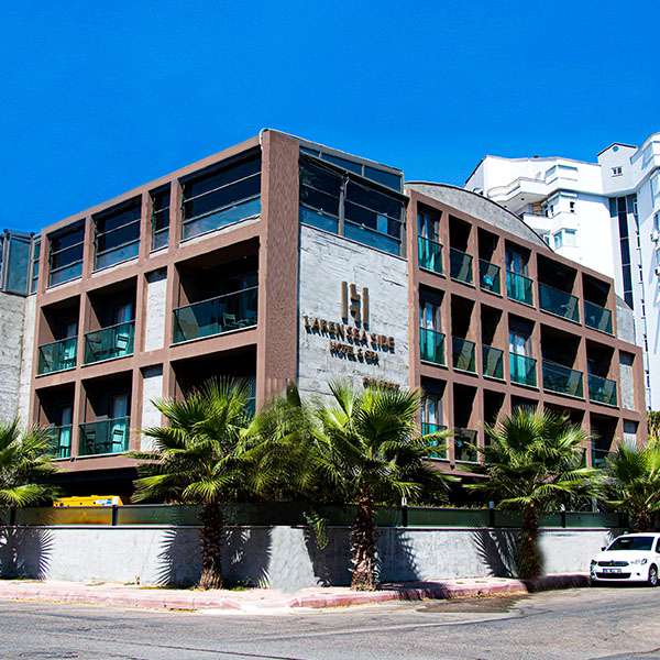 laren side hotel